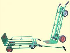 Skladske minicars, Carts warehouse