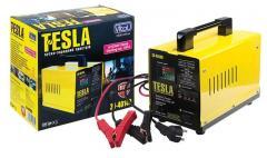 Пуско-зарядное устройство TESLA ЗУ-40140 стрелка