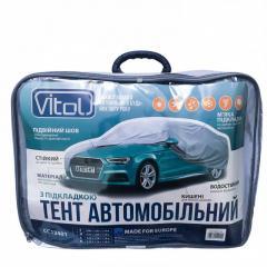 Тент автомобиля PEVA M Vitol СС13401-M на...