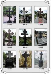 Кресты каменные