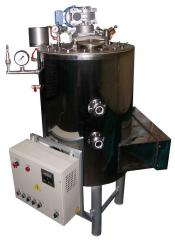 Tempering machine