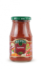 "Adjika in Georgian ""Veres"" of"