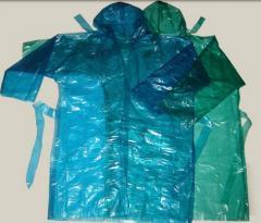 Raincoat, raincoat raincoat, raincoat polyethylene