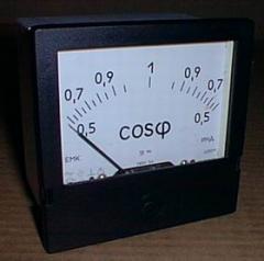 Фазометр Ц302 0, 5-1-0, 5  100В 5А 2400Гц