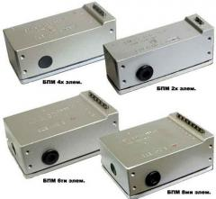 Блок путевых микровыключателей БПМ 21-04655У3  (4