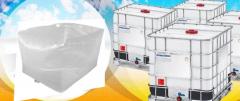 Polyethylene inserts in Evrokub - the IBC