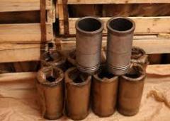 Cylinder plugs pig-iron 503-07-02