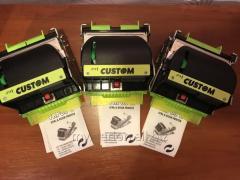 Термопринтеры Custom VKP80 II. ТО и гарантия