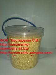 KU 2-8 cation exchanger