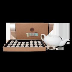 Mountain black TIBETEA X.O tea. (30 pieces on 5gr)