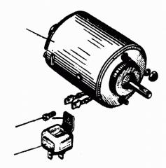 Моторчик отопителя МЭ-196 40 вт