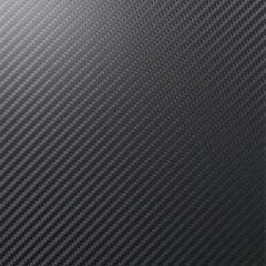 Пленка карбон черная матовая
