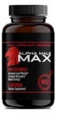Alpha Male Max (Альфа Мейл Макс) - капсулы для повышения потенции