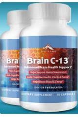 Brain C-13 (Brain C-13) - kapszulák javítására agyi aktivitást