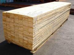 Edged board, beam dry pine | Kiev, price