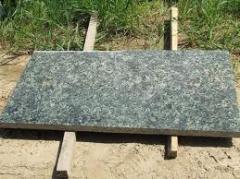 Плиты из натурального камня