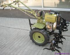 Мотоблок Аврора 135Е