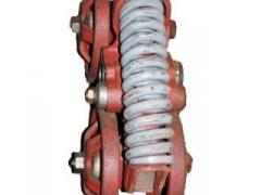 DT-75 suspension bracket carriage