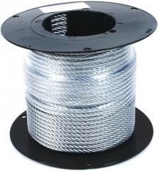 Cable galvanized always available - a wide choice