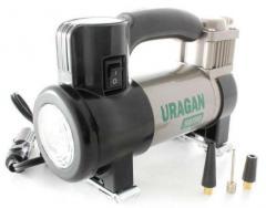 Компрессор Uragan 90190 с Led фонарем