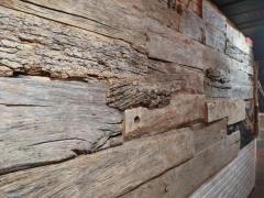 Панели деревянные из ретро древесины