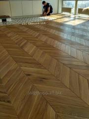 Підлога шліфована