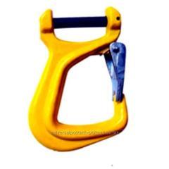 Крюк-чокер типа SL-016 для текстильных...