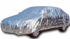 Тент автомобиля Vitol СС13501XL алюминиевая пленка