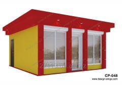 Let's make booths, pavilions, MAF