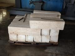 Limestones, travertine, granite