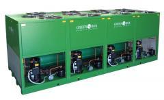 Охладители жидкости. Чиллеры Green Box  для