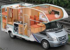 Kemper, autohouse, mobile house, Kiev