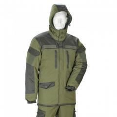 Winter suit Gorka Windbreaker Oliva