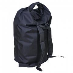 Bolsa-baúl engomado 100 l negro