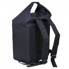 Bolsa-baúl engomado 45 l negro