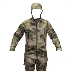 Demi-season suit A-TACS FG on fleece