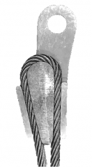Клиновая втулка,  арт. 010503