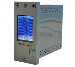 Instrument measuring the digital PVC-01/5 AU BR