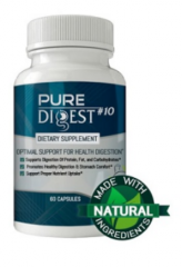 Pure Digest №10 (Pure Digest №10) - capsules for