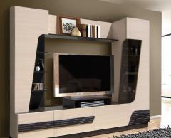 Тумба под телевизор с полками тумбами и шкафами