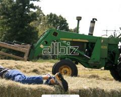 Машины сельскохозяйственные и оборудование разные
