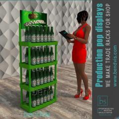 Рекламные стенды для пива