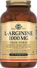 Аминокислота L-аргинин 1000 мг