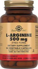 Аминокислота L-аргинин 500 мг