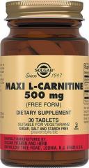 Аминокислота L-карнитин 500 мг