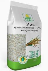 Rice long grain premium grade, 900 g