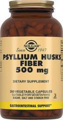 Растительные капсулы Псилиум, клетчатка кожицы