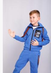 Детский спортивный 3-х нить костюм унисекс