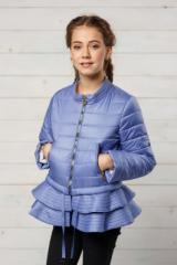 Детская демисезонная куртка на девочку инесс