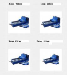 Тиски станочные поворотные 200 мм - 7200-0220-02